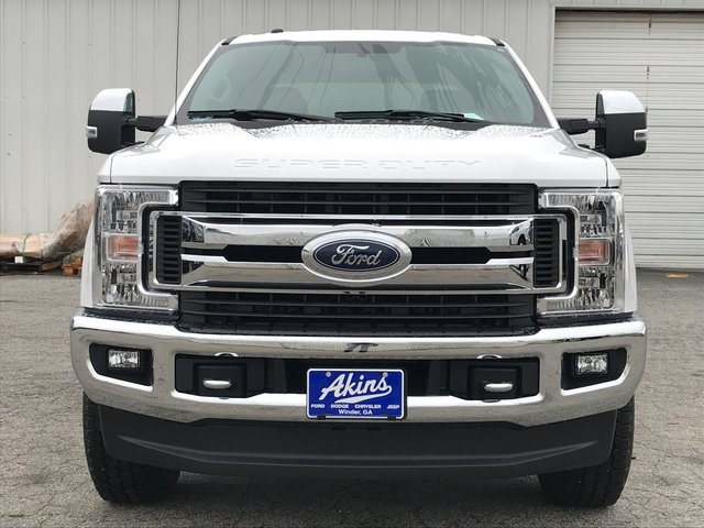 2017 F-250 Crew Cab 4x4 Pickup #HEF05694 - photo 7