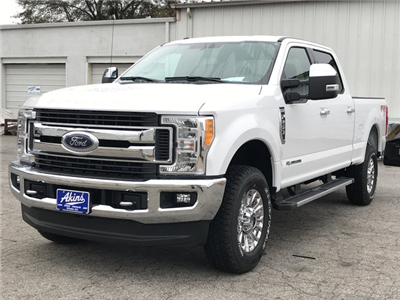 2017 F-250 Crew Cab 4x4 Pickup #HEF05694 - photo 6