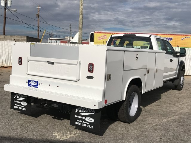 2017 F-450 Crew Cab DRW, Reading Classic II Steel Service Body #HEF23163 - photo 2