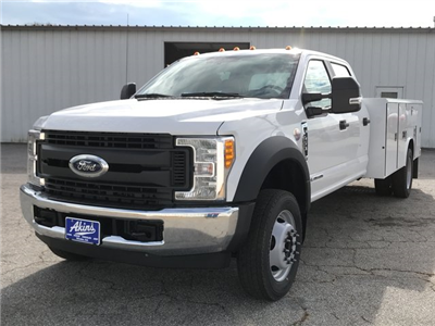 2017 F-450 Crew Cab DRW, Reading Classic II Steel Service Body #HEF23163 - photo 5
