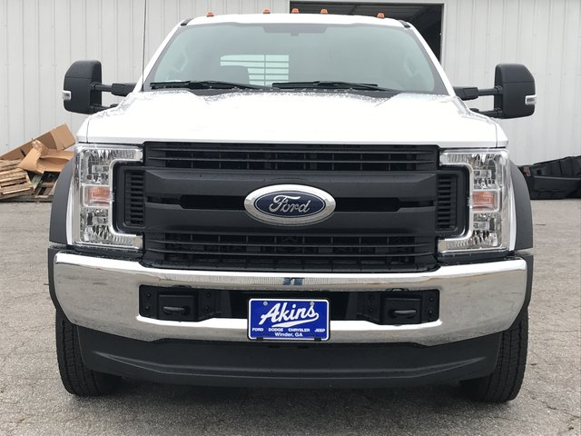 2017 F-550 Crew Cab DRW 4x4, Cadet Platform Body #HEF23168 - photo 6