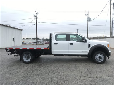 2017 F-550 Crew Cab DRW 4x4, Cadet Platform Body #HEF23169 - photo 1