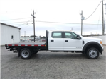 2017 F-550 Crew Cab DRW 4x4, Cadet Platform Body #HEF23169 - photo 6