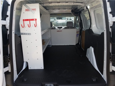 2018 Transit Connect 4x2,  Weather Guard General Service Upfitted Cargo Van #J1358859 - photo 2