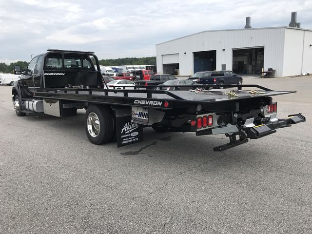 2018 F-650 Super Cab DRW,  Rollback Body #JDF02999 - photo 4