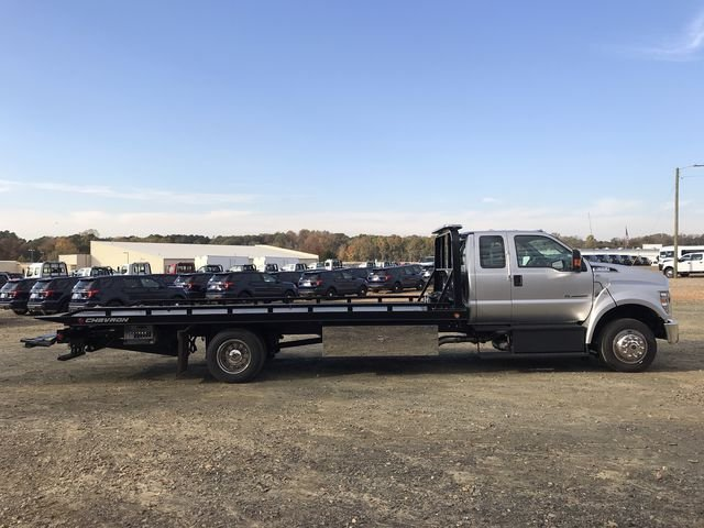 2018 F-650 Super Cab DRW 4x2,  Miller Industries Rollback Body #JDF03001 - photo 3