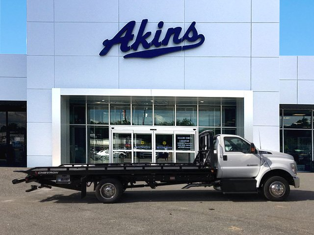 2018 F-650 Regular Cab DRW 4x2,  Miller Industries Rollback Body #JDF03190 - photo 1