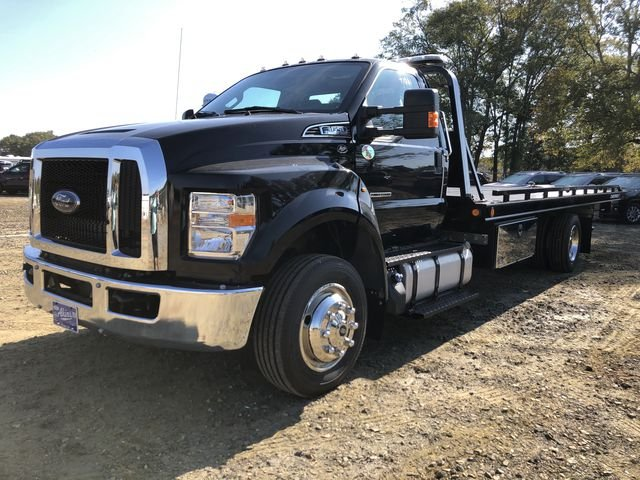 2018 F-650 Regular Cab DRW 4x2,  Miller Industries Rollback Body #JDF03191 - photo 6