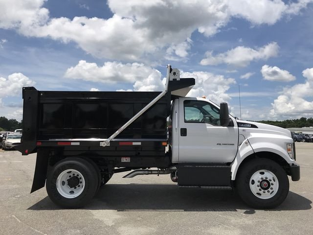 2018 F-750 Regular Cab DRW 4x2,  Godwin Manufacturing Co. Dump Body #JDF03489 - photo 6