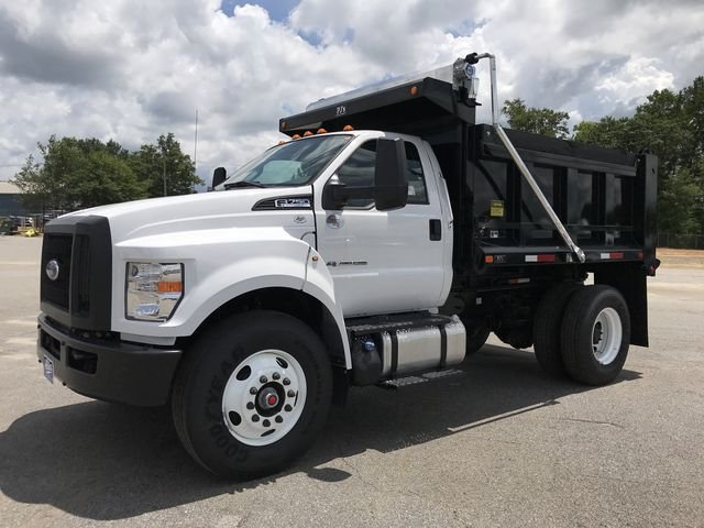 2018 F-750 Regular Cab DRW 4x2,  Godwin Manufacturing Co. Dump Body #JDF03489 - photo 5