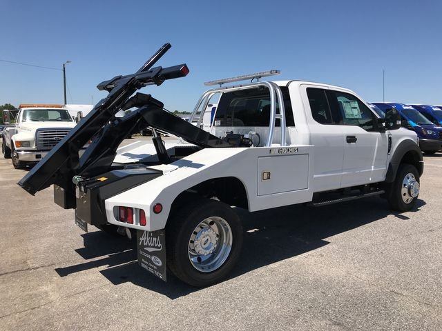 2018 F-450 Super Cab DRW 4x2,  Miller Industries Wrecker Body #JEB23594 - photo 2