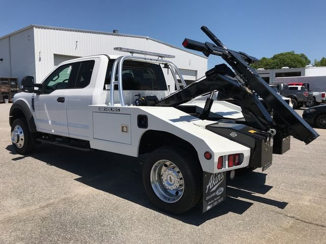 2018 F-450 Super Cab DRW 4x2,  Miller Industries Wrecker Body #JEB23594 - photo 5
