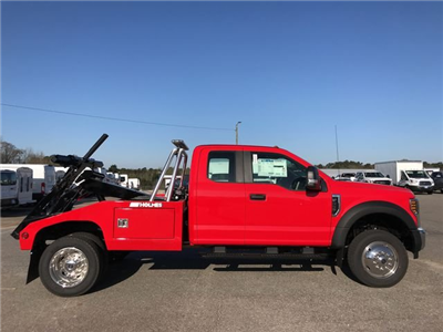 2018 F-450 Super Cab DRW, Miller Industries Wrecker Body #JEB43918 - photo 3