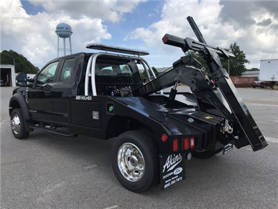 2018 F-450 Super Cab DRW 4x2,  Wrecker Body #JEB43920 - photo 4