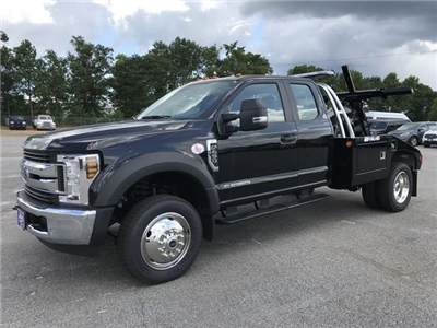 2018 F-450 Super Cab DRW 4x2,  Wrecker Body #JEB43920 - photo 5