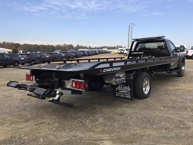 2018 F-550 Regular Cab DRW 4x2,  Miller Industries Rollback Body #JEB53397 - photo 2