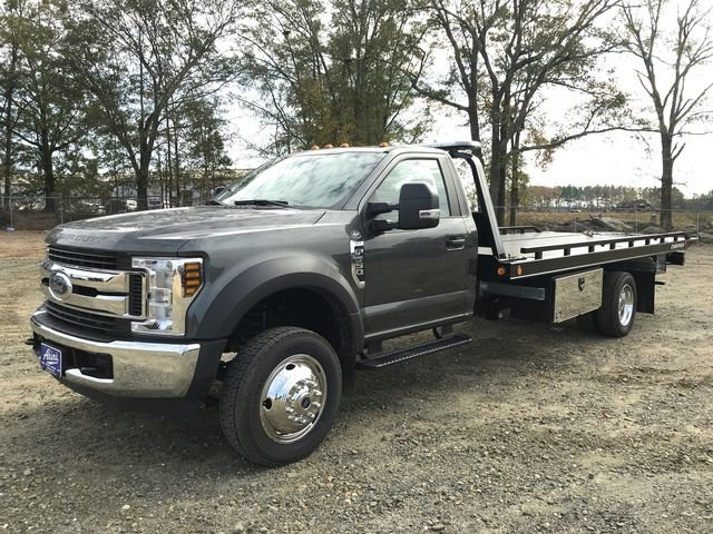 2018 F-550 Regular Cab DRW 4x2,  Miller Industries Rollback Body #JEB53397 - photo 5