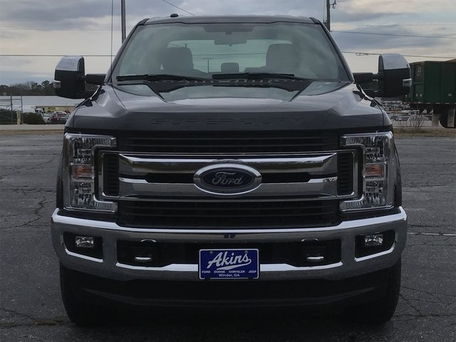 2018 F-250 Crew Cab 4x4, Pickup #JEB56418 - photo 6