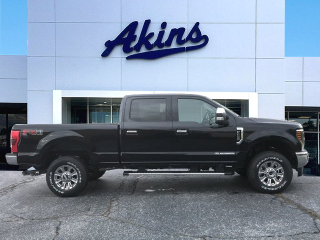 2018 F-250 Crew Cab 4x4, Pickup #JEB56418 - photo 1