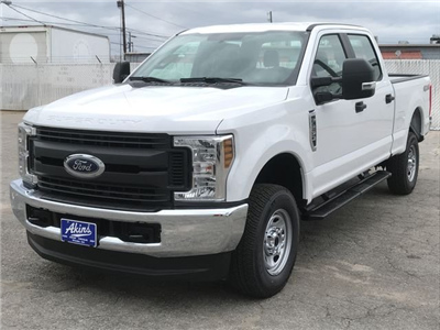 2018 F-250 Crew Cab 4x4, Pickup #JEB67646 - photo 6