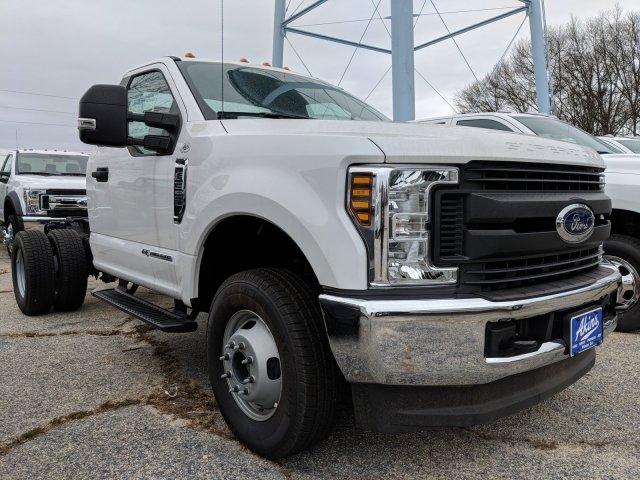 2018 F-350 Regular Cab DRW 4x4,  Cab Chassis #JEB79553 - photo 3