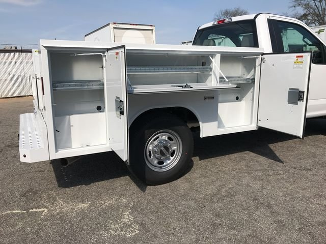 2018 F-250 Regular Cab 4x2,  Reading SL Service Body #JEB85294 - photo 11