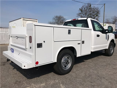 2018 F-250 Regular Cab 4x2,  Reading SL Service Body #JEB85294 - photo 2