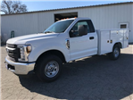 2018 F-250 Regular Cab, Reading SL Service Body #JEB85295 - photo 6