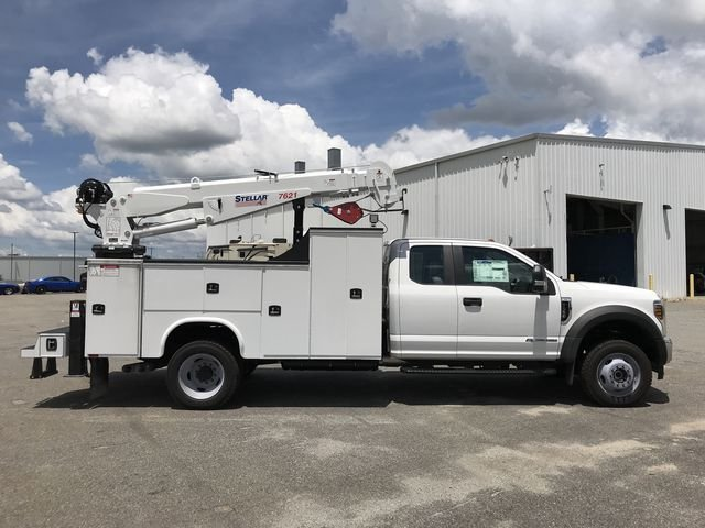 2018 F-550 Super Cab DRW 4x4,  Knapheide Mechanics Body #JEB85552 - photo 6