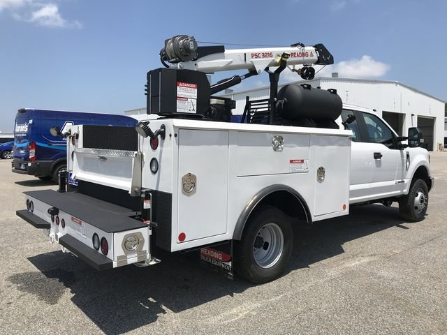 2018 F-350 Super Cab DRW 4x4,  Reading Mechanics Body #JEC14816 - photo 2