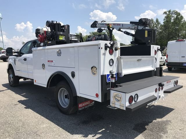 2018 F-350 Super Cab DRW 4x4,  Reading Mechanics Body #JEC14816 - photo 3