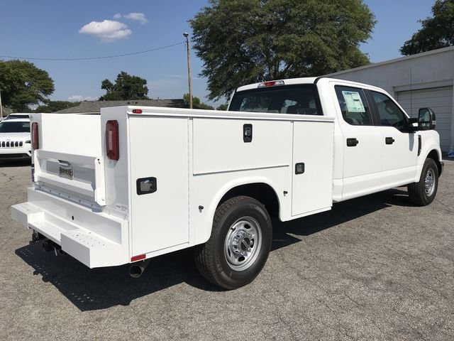 2018 F-250 Crew Cab 4x2,  Knapheide Service Body #JEC21657 - photo 2