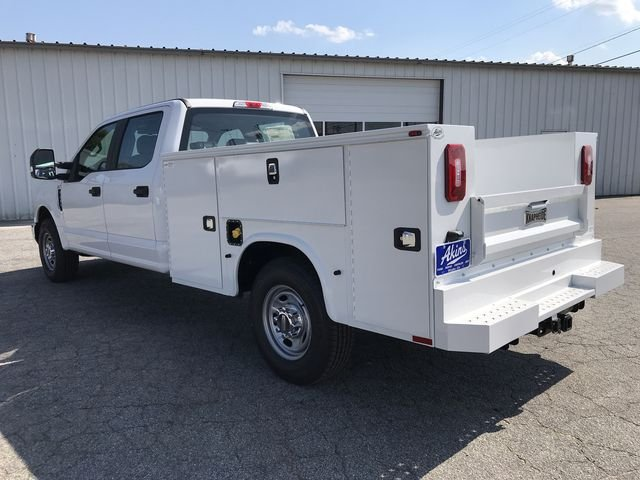 2018 F-250 Crew Cab 4x2,  Knapheide Service Body #JEC21657 - photo 4