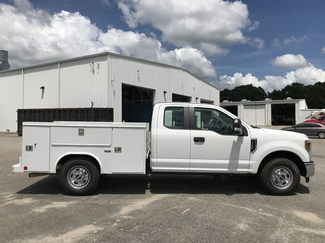 2018 F-250 Super Cab 4x2,  Reading Service Body #JEC27446 - photo 6