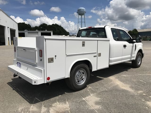 2018 F-250 Super Cab 4x2,  Reading Service Body #JEC27446 - photo 2
