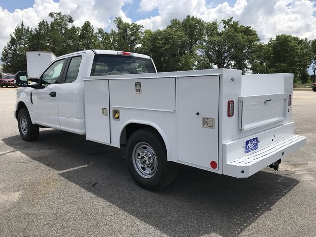 2018 F-250 Super Cab 4x2,  Reading Service Body #JEC27446 - photo 4