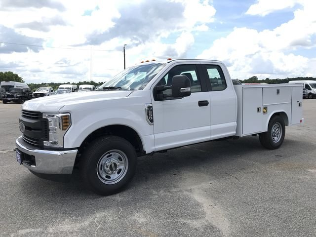2018 F-250 Super Cab 4x2,  Reading Service Body #JEC27446 - photo 5