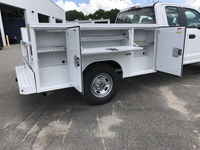 2018 F-250 Super Cab 4x2,  Reading Service Body #JEC27446 - photo 11