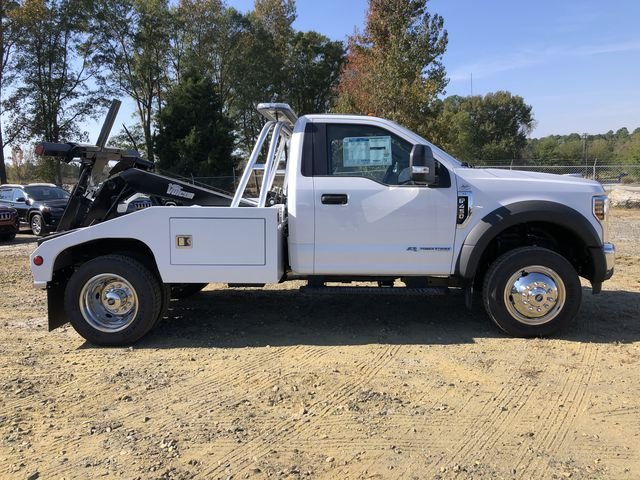 2018 F-450 Regular Cab DRW 4x2,  Vulcan Wrecker Body #JEC28179 - photo 8