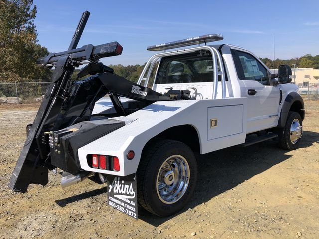 2018 F-450 Regular Cab DRW 4x2,  Vulcan Wrecker Body #JEC28179 - photo 2