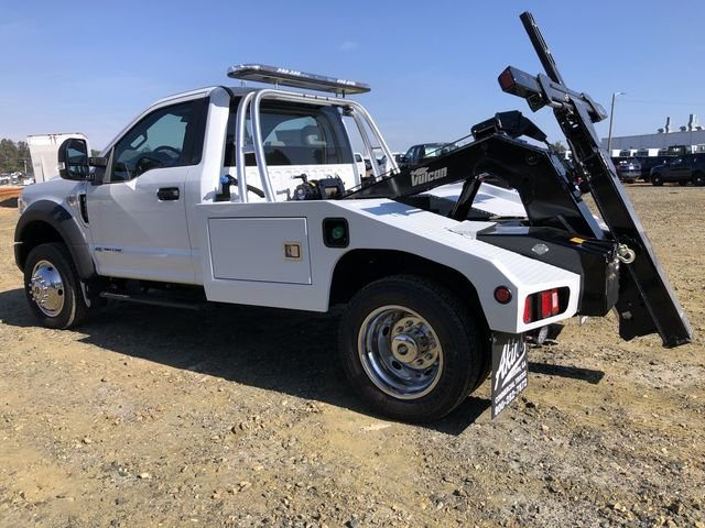 2018 F-450 Regular Cab DRW 4x2,  Vulcan 810 Intruder Wrecker Body #JEC28179 - photo 4