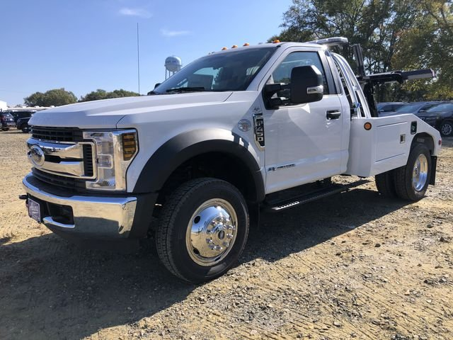 2018 F-450 Regular Cab DRW 4x2,  Vulcan Wrecker Body #JEC28179 - photo 5