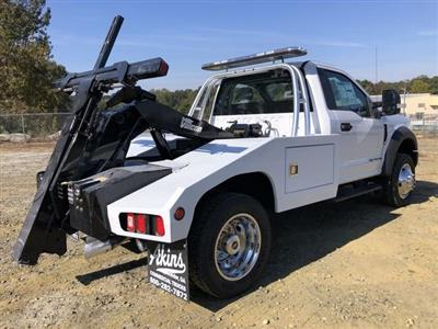 2018 F-450 Regular Cab DRW 4x2,  Vulcan 810 Intruder Wrecker Body #JEC28179 - photo 2