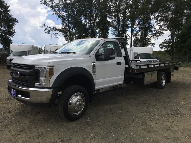 2018 F-550 Regular Cab DRW 4x2,  Miller Industries Rollback Body #JEC66203 - photo 5