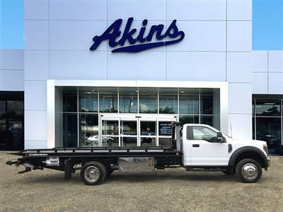 2018 F-550 Regular Cab DRW 4x2,  Miller Industries Rollback Body #JEC66203 - photo 1