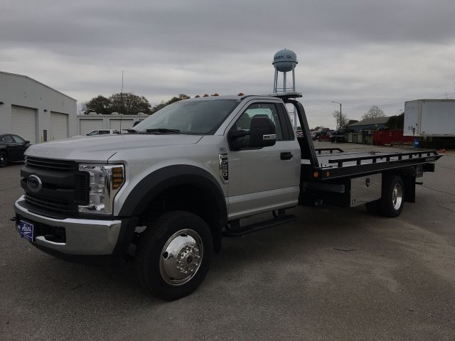 2018 F-550 Regular Cab DRW 4x2,  Miller Industries Rollback Body #JEC66209 - photo 5