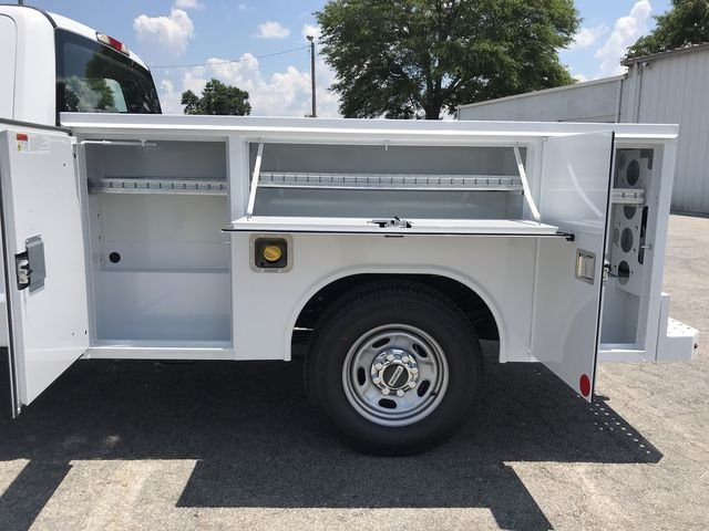 2018 F-250 Crew Cab 4x2,  Reading Service Body #JEC70055 - photo 25