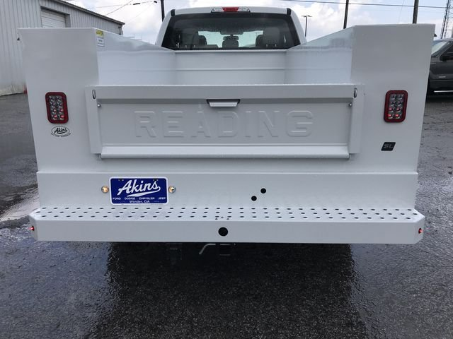 2018 F-250 Super Cab 4x2,  Reading SL Service Body #JEC70060 - photo 3