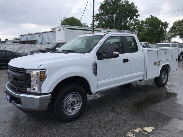 2018 F-250 Super Cab 4x2,  Reading Service Body #JEC70060 - photo 5