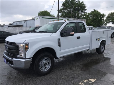 2018 F-250 Super Cab 4x2,  Reading SL Service Body #JEC70060 - photo 5